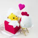 Cache-coeur pour bébé