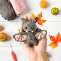 Kit à crocheter - Otto le Rhino